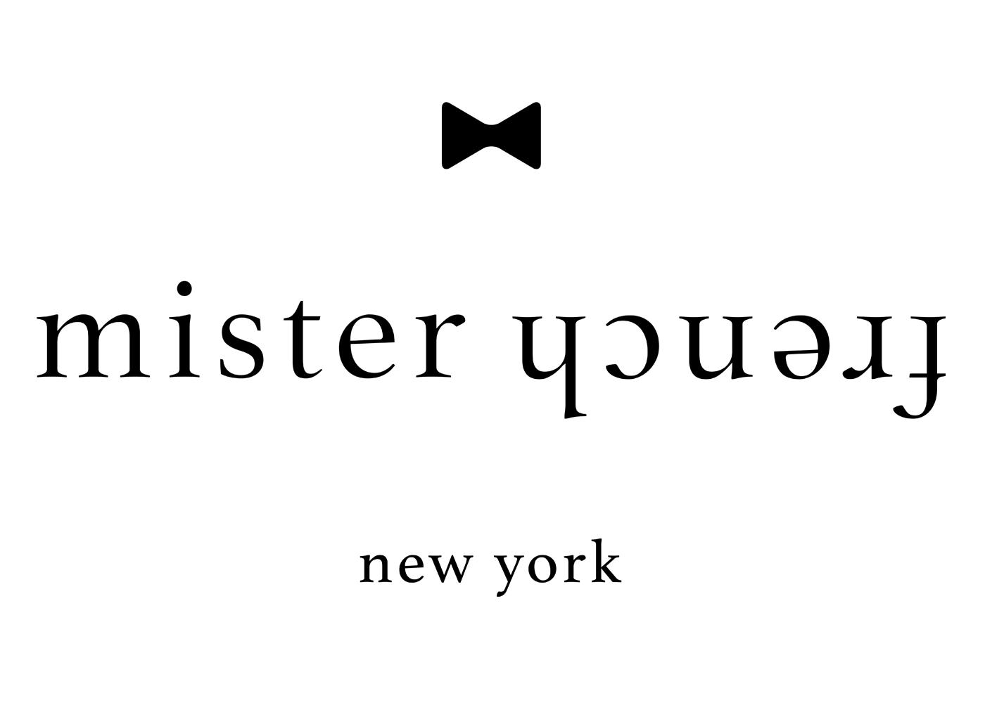 mister French New York logo