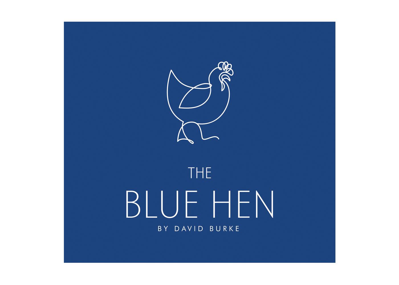The Blue Hen logo