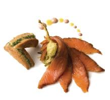 Pastrami Salmon