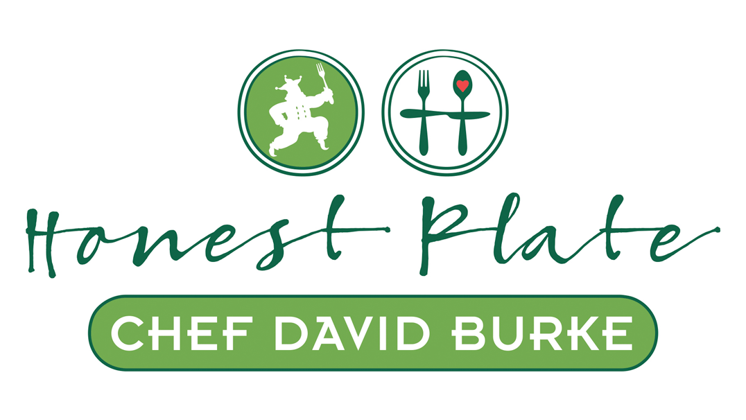Honest Plate and Chef Burke logo