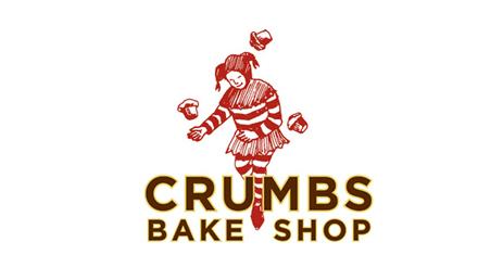 crumbs bake shop logo
