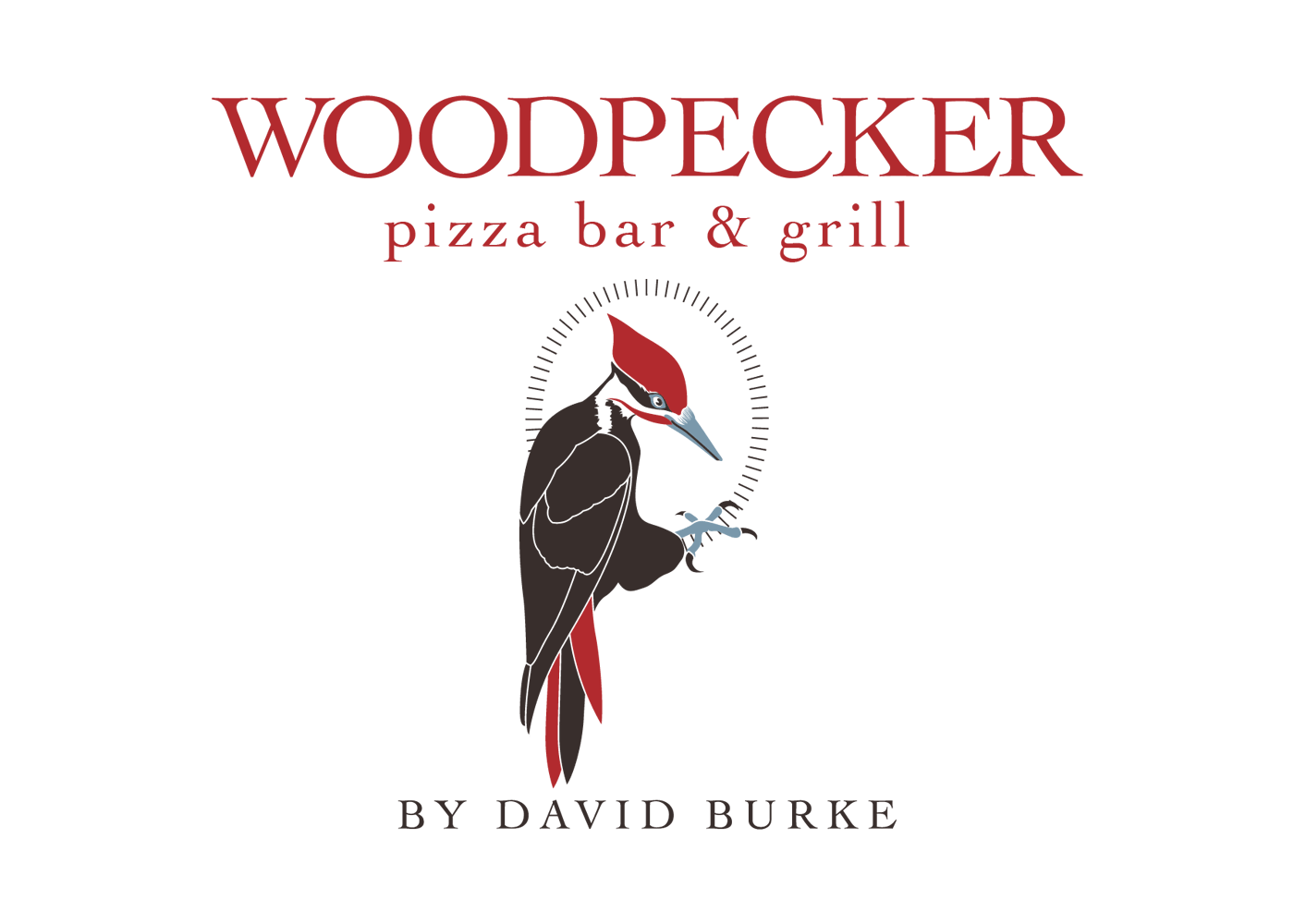 Woodpecker logo