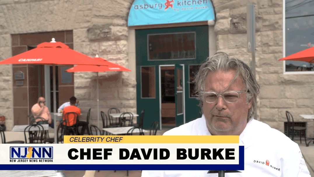 Asbury Kitchen and Chef Burke on NJNN