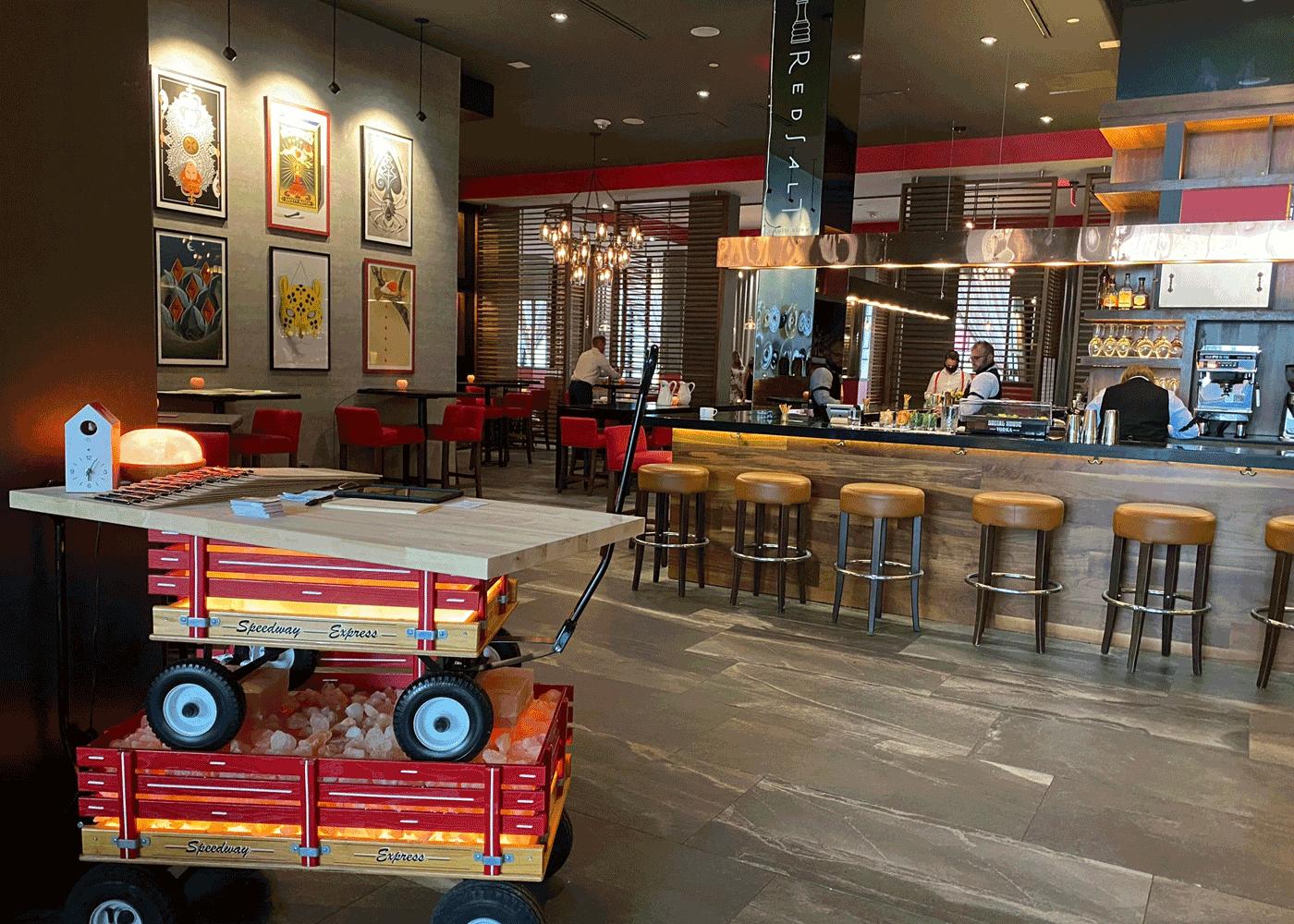 Red Salt by David Burke Restaurant Image