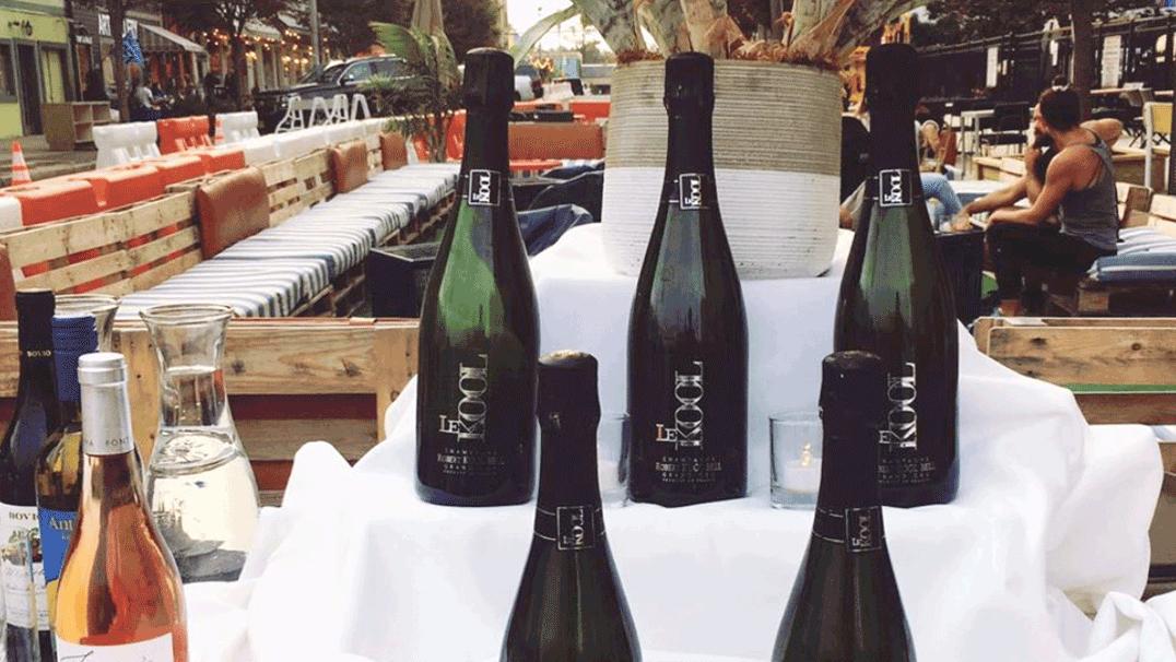 Robert 'Kool' Bell's Le Kool Champagne