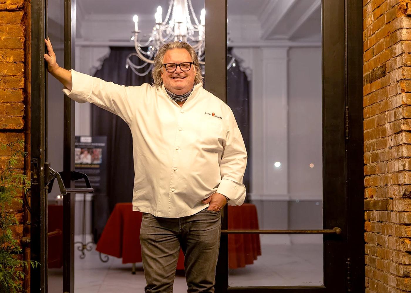 Chef at Revel 32