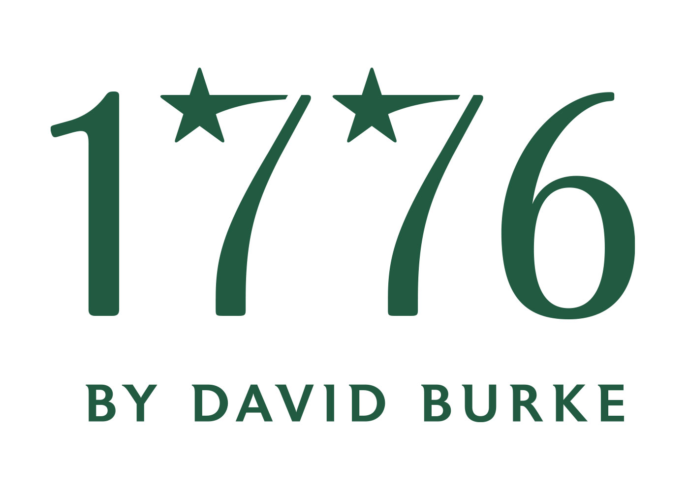 1776 by David Burke logo