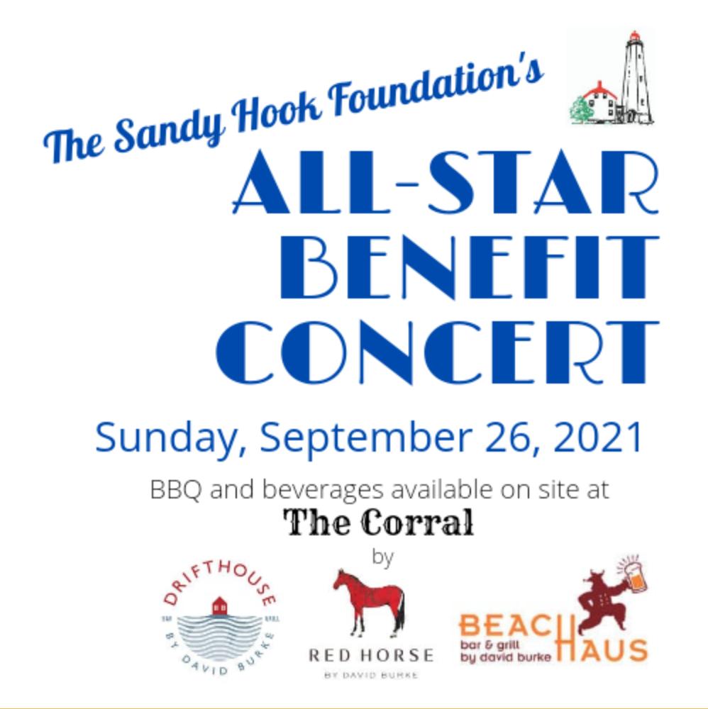 Sandy Hook Foundation Benefit